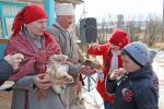 Цёплая традыцыя ў Сібіры