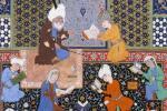 Иранская литература в Беларуси: первые шаги