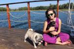 Любовь Черкашина не представляет жизни без домашних животных