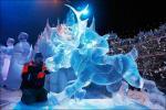 У Батанічным садзе пройдзе фестываль-конкурс лядовых і снежных скульптур