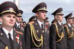 371 малады лейтэнант выпусціўся з Акадэміі МУС