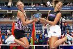 Арина Соболенко и Элис Мертенс выиграли US Open в паре