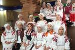 Ларыса Мятлеўская і Сяргей Выскварка — вядучыя праекта «Спявае Беларусь»