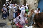 Замалёўкі з паломніцкай паездкі ў Іерусалім