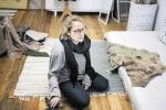 Дызайнер Ганна Строцава: Стала працаваць з воўнай, і здавалася, што здзяйсняю нешта магічнае