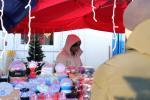 «Оформил документы — спи, работай спокойно». Рейд по рынку в Ждановичах