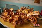 Авто и мотоциклы из дерева