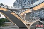 Унікальны мост у Чэнду