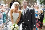 Чем осыпать молодых на свадьбе?