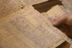 Тетрадь с данными о 200 военнопленных найдена на территории бывшего концлагеря