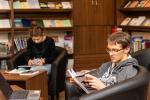 Дырэктар Фундаментальнай бібліятэкі БДУ: Студэнтам патрабуецца крэатыўная прастора!