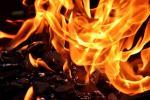 На пажары ў Клецкім раёне выратаваны тры чалавекі