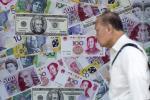 Валютные резервы Китая увеличиваются