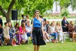 Белорусские дизайнеры представили коллекции, посвященные празднику Купалья