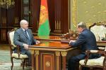 Аляксандр Лукашэнка ўчора сустрэўся з Віктарам Шэйманам