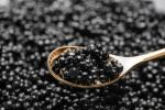 Кілаграм чорнай ікры каштуе амаль тры тысячы рублёў