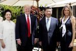 Сі Цзіньпін сустрэўся з Дональдам Трампам