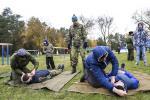 Как суворовцы, кадеты и школьники на день стали юными спецназовцами