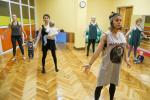 Мамские танцы. На занятия можно приходить с детьми