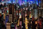 Население Гонконга превысило 7,4 млн человек