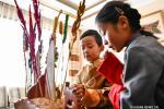 В Тибете встретили Новый год