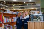 У Мінску ўрачыста адкрылася кнігарня «Дружба»