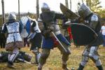 Историческое фехтование - в культурной программе ІІ Европейских игр