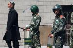 Удары по терроризму в Синьцзяне