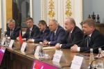 Банкиры Беларуси и России 50-й раз обменялись опытом