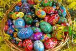 Красить ли пасхальные яйца в год похорон близкого человека?