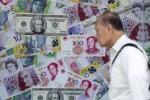 Валютныя рэзервы Кітая перавышаюць $3 трлн