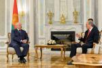 Александр Лукашенко встретился с вице-президентом Венесуэлы