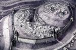 На участках Верхняга замка ў Полацку пастаянна прысутнічаюць археолагі