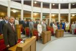 Завяршылася вясновая сесія беларускага парламента пятага склікання