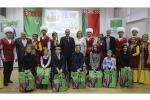 Вызначаны пераможцы конкурса «Туркменістан вачамі беларускіх дзяцей»