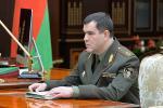 Аляксандр Лукашэнка прыняў з дакладам Валерыя Вакульчыка