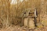 Как деревня-призрак под Минском доживает свои последние дни