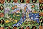 Кветкі райскага саду. Маляванкі Святланы Скавыркі
