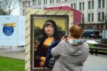 Арт-праект «Мастак і горад» развітваецца з Мінскам да наступнага года