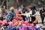 Минприроды призывает граждан отказаться от пластиковых цветов