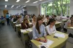 Репетиционное тестирование абитуриенты могут сдать до 15 мая