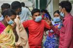 Индия стала третьей в мире по количеству больных COVID-19