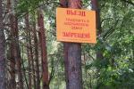 У 21 раёне Мінскай вобласці ўведзена забарона на наведванне лясоў