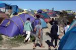 Мэр французскага Кале забараніла масавую раздачу ежы мігрантам