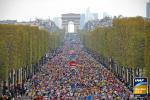Парыжскі марафон перанесены на лістапад