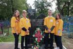 На Гомельшчыне арганізавалі акцыю па добраўпарадкаванні помнікаў і воінскіх пахаванняў