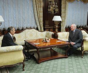 Лукашэнка: Галоўнае пытанне адносін паміж Беларуссю і Расіяй — роўныя ўмовы