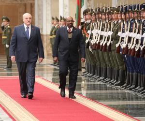 Лукашэнка: Мы поўныя рашучасці рэалізаваць усе дамоўленасці з Суданам