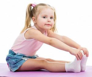 Галоўнае ў фізпадрыхтоўцы дзіцяці 3—6 гадоў — асваенне розных рухаў