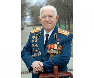 Сёння Герою Савецкага Саюза Васілю Мічурыну спаўняецца 100 гадоў